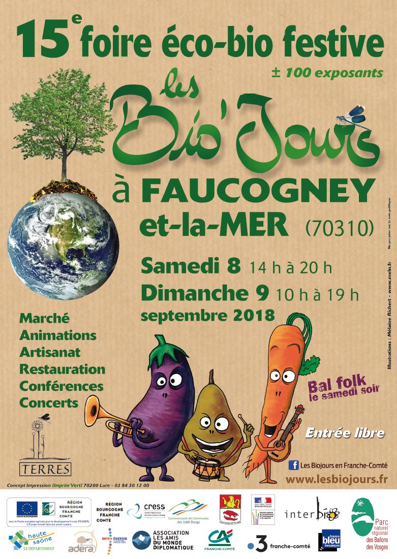 Affiche png bio jours 2018