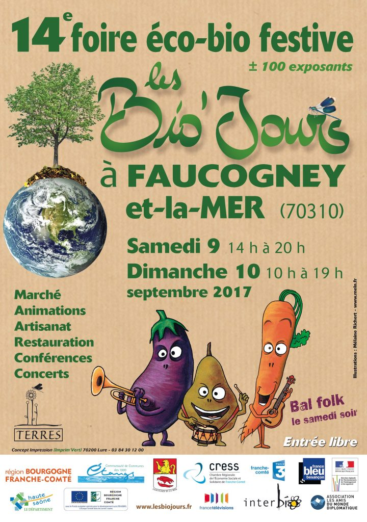 Bio jours 2017 flyer