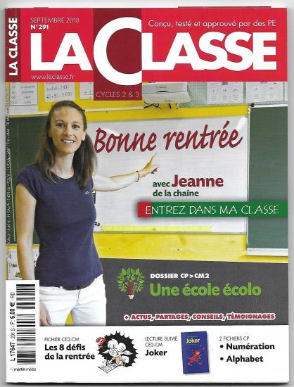 Magazine la classe sept 2020